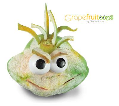 Grapefruit Grinch