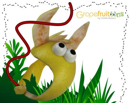 Grapefruit Aardvark