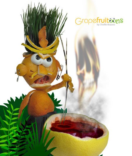 Witch Doctor Grapefruit