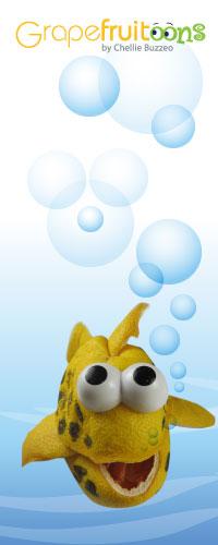 Freddy Fun-Bubble Fish