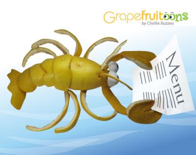 Grapefruit Lobster