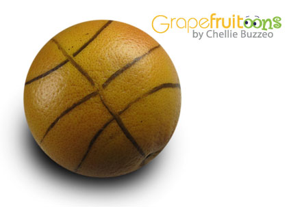 grapefruit basketball